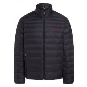 POLO RALPH LAUREN TERRA POLY FILL JACKET 710810897012-POLO BLACK