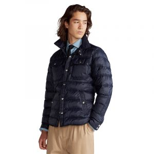 POLO RALPH LAUREN TERRA CPO POLY FILL JACKET 710810901003-COLLECTION NAVY