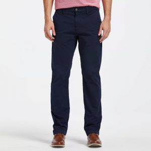 TIMBERLAND STRAIGHT FIT CHINO A1N5S 433-NAVY
