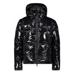 PAUL & SHARK WOVEN JACKET I20P2124-011-BLACK