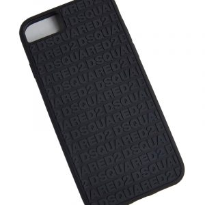 DSQUARED2 i-phone 6 CASE ITM0022 55000001 2124 BLACK