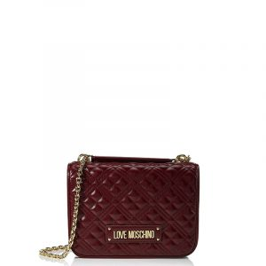 LOVE MOSCHINO SHOULDER BAG JC4200PP0BKA0-552-VINO