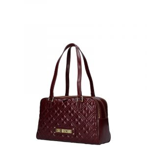 LOVE MOSCHINO SHOULDER BAG JC4207PP0BKA0-552-VINO