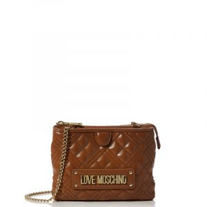 LOVE MOSCHINO SHOULDER BAG JC4209PP0BKA0-200-CARAMEL