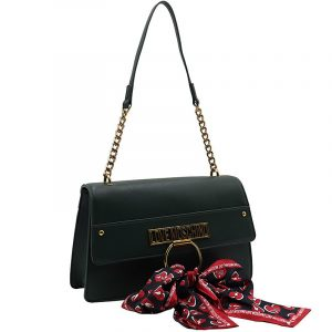 LOVE MOSCHINO SHOULDER BAG JC4230PP0BKF0-850-VERDE