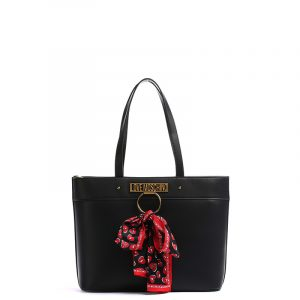 LOVE MOSCHINO SHOULDER BAG JC4232PP0BKF0-000-BLACK
