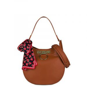 LOVE MOSCHINO SHOULDER BAG JC4233PP0BKF0-200-CARAMEL