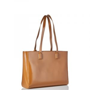 LOVE MOSCHINO SHOULDER BAG JC4274PP0BKS0-200-CARAMEL