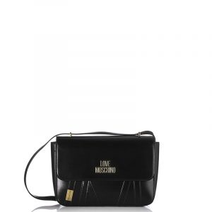 LOVE MOSCHINO SHOULDER BAG JC4279PP0BKS0-000-BLACK