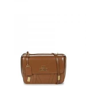 LOVE MOSCHINO SHOULDER BAG JC4279PP0BKS0-200-CARAMEL