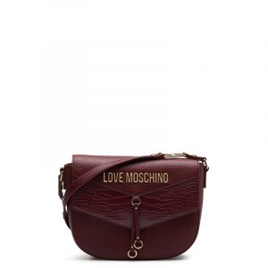 LOVE MOSCHINO SHOULDER BAG JC4287PP0BKP1-50A-VINO