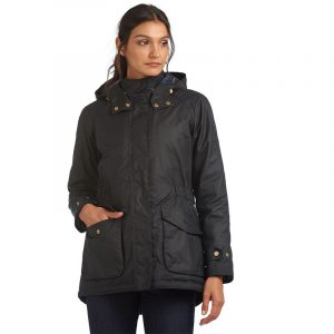 BARBOUR ABERDEEN WAX JACKET LWX1076-NY92-NAVY