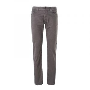 MARLBORO CLASSICS ANTIQUE DYED GABARDINE TROUSERS MCS-M-P-03001-950-RABBIT