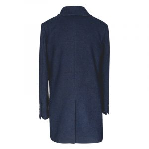 ANTONY MORATO LONG COAT MMCO00673-FA500051-7073-BLUE INK