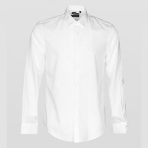 ANTONY MORATO LONDON SLIM FIT SHIRT MMSL00629-FA400078-1000-WHITE