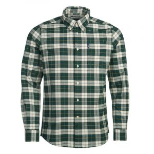 BARBOUR TARTAN 6 TAILORED SHIRT MSH4816-TN51-ANCIENT TARTAN