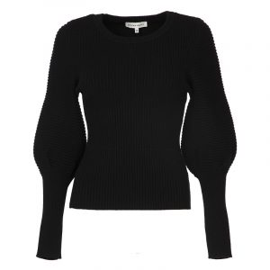 SILVIAN HEACH RADANT SWEATER PGA20380MA-W0148-BLACK