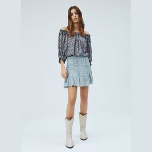 PEPE JEANS HEDY BLOUSE PL303733-0AA-MULTI