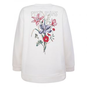 PEPE JEANS BECKY SWEATSHIRT PL580973-808-MOUSSE