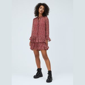 PEPE JEANS DIANA DRESS PL952704-0AA-MULTI