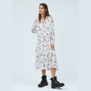 PEPE JEANS JULIANNE DRESS PL952707-0AA-MULTI