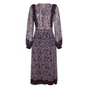 PEPE JEANS MICHELLEE DRESS PL952752-0AA-MULTI