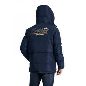 LA MARTINA OUTDOOR DOWN JACKET QMO603 PA004 07017-NAVY