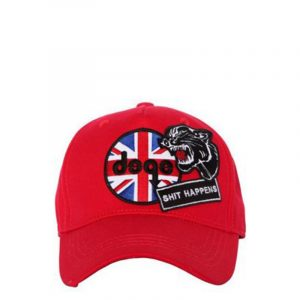 DSQUARED2 HAT S71BC1005-05C-4065 RED