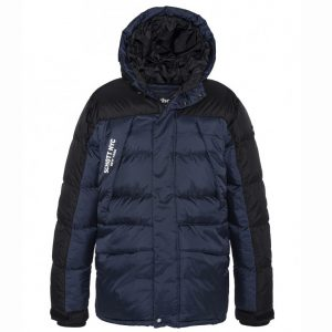 SCHOTT NYC SHORT JACKET BEAR19-NAVY/BLACK