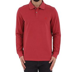 TIMBERLAND LS POLO TB0A1YQK-A60-RED