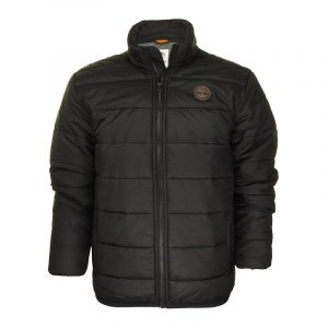 TIMBERLAND PADDED ENTRY JACKET TB0A2CBW-001-BLACK