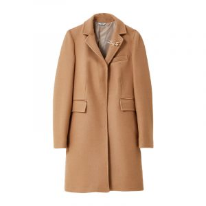 LIU JO CAPPOTTO COAT WF0422T4612-X0307-TOBACCO BROWN