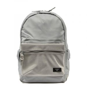 SUPERDRY SUEDETTE BLOCK EDITION MONTANA BACKPACK Y9110016A-JBY-ICE GREY