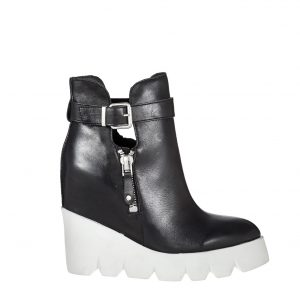 ASH RICKY BIS FW14-M-105271-001-BLACK BOOTS
