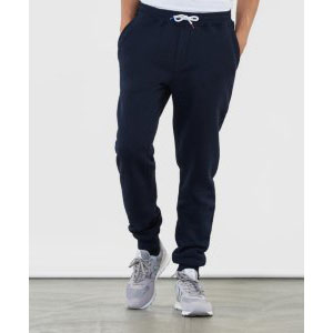 LES DEUX FRENCH SWEAT PANTS LDM530001-DARK NAVY