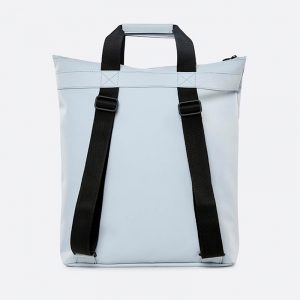 RAINS TOTE BACKPACK 1312-ICE GREY