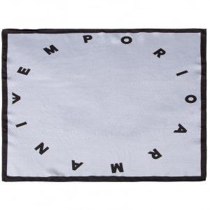 EMPORIO ARMANI WOMAN SCARF 57Χ57 635302 9Α332 26410-OPTICAL WHITE