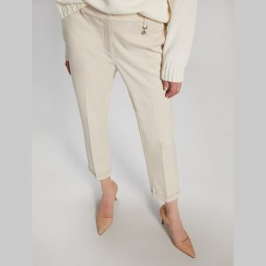 PENNY BLACK VESPRO TROUSERS 90H21340520/236-005-IVORY