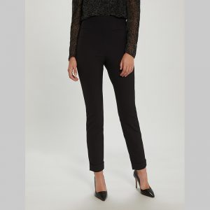 PENNY BLACK SETACCIO TROUSERS 90H21340620/110-001-BLACK