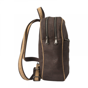 APOXYLO MEN'S BACKPACK-BROWN