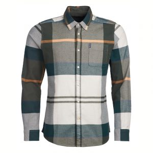 BARBOUR TARTAN 7 TAILORED SHIRT MSH4817-TN51-ANCIENT TARTAN