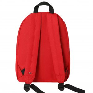 NAPAPIJRI HAPPY DAYPACK BACKPACK NP0A4E9UR471-BRIGHT RED