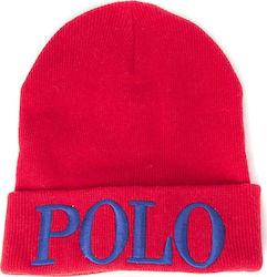 POLO RALPH LAUREN ICON BEANIE  V82 ID700BD700 B6W00-NATIVE RED
