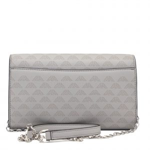EMPORIO ARMANI ECO LEATHER WALLET Y3H186 YFP1E 88690-GREY