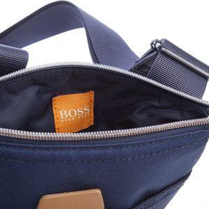 HUGO BOSS MAN CROSS BODY RADIN  BAG 50285593 10180537 410-NAVY