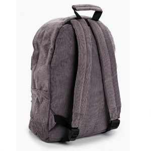 MI PAC CORDUROY BACKPACK 740314-A10-GREY