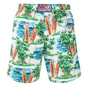 MC2 SWIM SHORTS FOR BOYS HAWAIIAN DREAM 01-MULTICOLOR