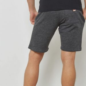 SUPERDRY ORANGE LABEL LITE SHORTS M71014PQ-DARK GAVERN GREY GRINDLE