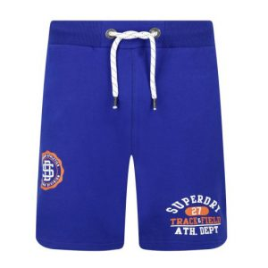 SUPERDRY TRACK & FIELD LITE SHORTS M71105AT-3EB-ELECTRIC  BLUE