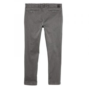 REPLAY SLIM FIT ZEUMAR HYPERCHINO COLOR JEANS M9627L .000.8166197-591-GREY MOUSE